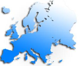 Europaweite Auslieferung