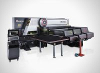 Neue Stanz-Laser-Kombinationsmaschine